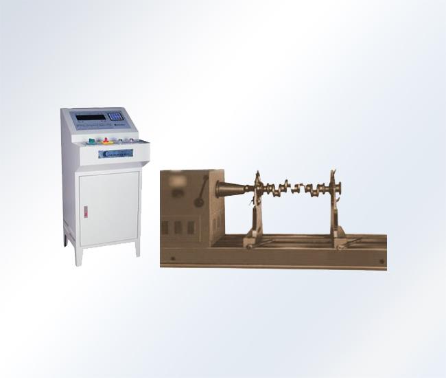 曲轴专用型平衡机