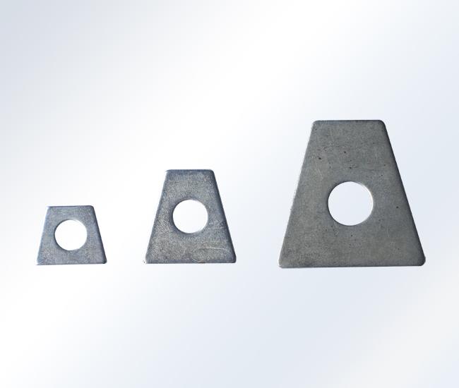 梯形转子平衡块