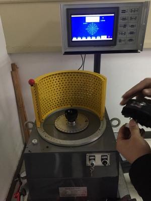 立式平衡机